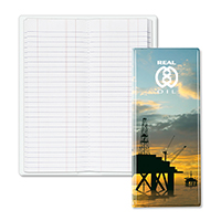 Oilfield Tally Books - Oil Rig 2