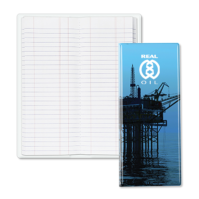Oilfield Tally Books - Oil Rig 3