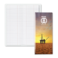 Oilfield Tally Books - Oil Rig 4