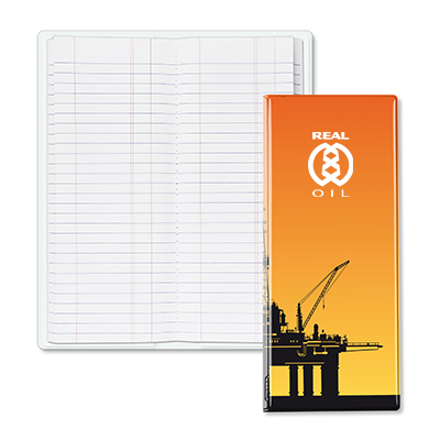 Oilfield Tally Books - Oil Rig 5