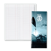 Oilfield Tally Books - Oil Rig 6