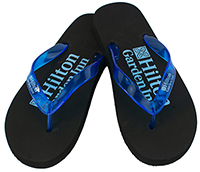 The Laguna Flip Flops with Jelly Straps