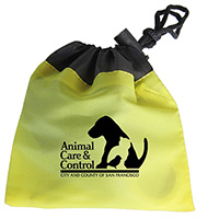 Pet First Aid Kit Cinch Totes