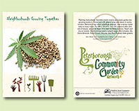 Empty Seed Packets (Full Color Imprint)