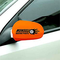 Car Side Mirror Covers