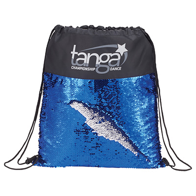 Mermaid Sequin Drawstring Bags