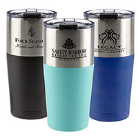 18 oz. Whistler Stainless Steel Tumblers