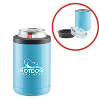 10 oz. 2-in-1 Can Cooler Tumblers