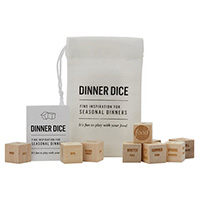 Dinner Dice Game Sets