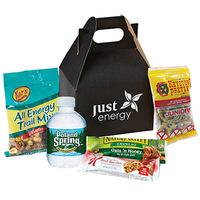 Filled Snack Boxes - Energy Mix