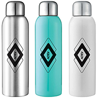 28 oz. Guzzle Stainless Steel Water Bottles