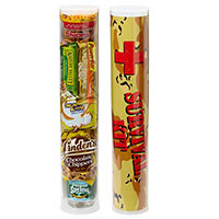 H2O and Snacks Survival Tubes - Large