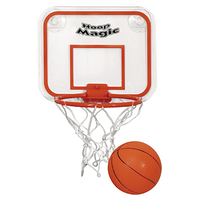 Mini Basketball & Hoop Sets