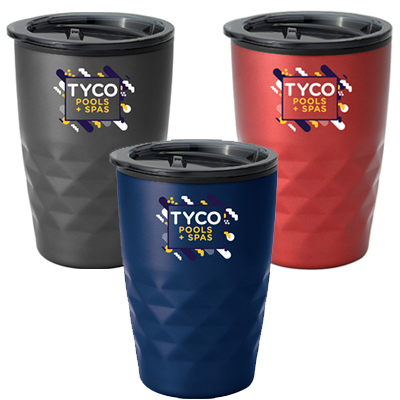 12 oz. Stainless Steel Travel Tumblers