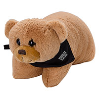 Plush Bear Travel Pillows