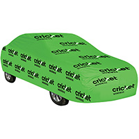 Full-Color Fabric Car Covers