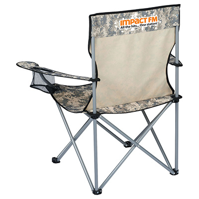 Wellington Camouflage Folding Chairs