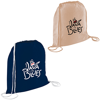 4 oz. Cotton Drawstring Bags