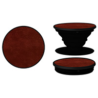 Vegan Leather PopSocket Grips