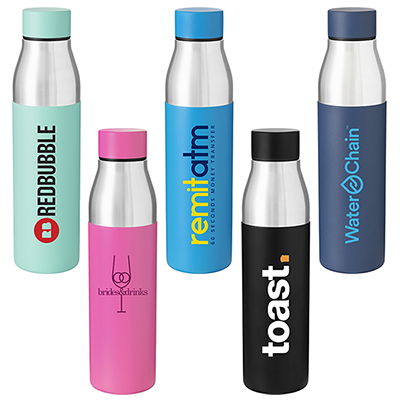 Aria Stainless Steel Thermal Bottles