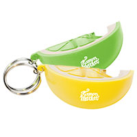 Lemon/Lime Bottle Opener Keychains