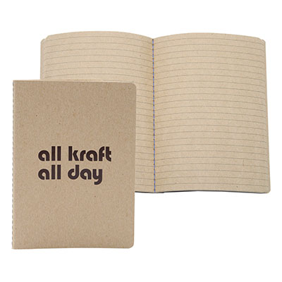 All Kraft Commuter Journals - 3.5 x 5
