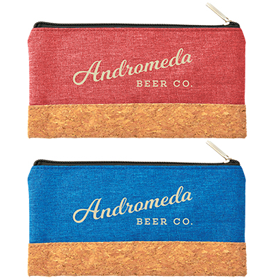Heather & Cork Cosmetic / Toiletry Bags