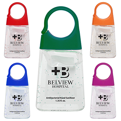 Hand Sanitizers with Color Moisture Beads - 1.35 oz.