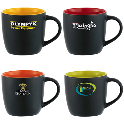 11 oz. Riviera Electric Ceramic Mugs