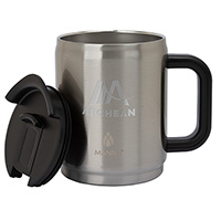 14 oz. Manna Boulder Stainless Steel Camping Mugs