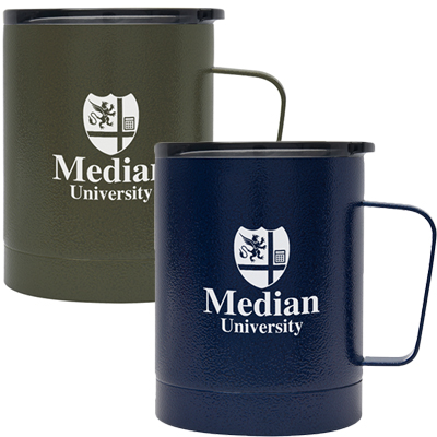 12 oz. Kirkland Stainless Steel Mugs