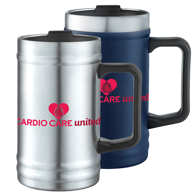 16 oz. Cato Copper Vacuum Insulated Mugs