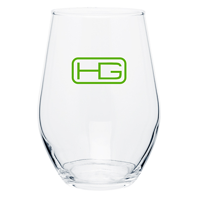 11.5 oz. Concerto Stemless Wine Glasses