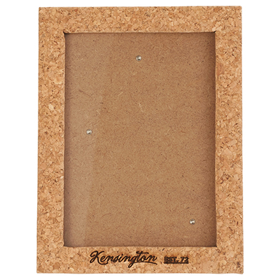 "5"" x 7"" Cork Photo Frames"