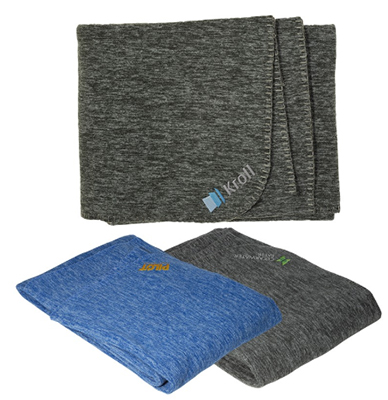 Heather Fleece Blankets