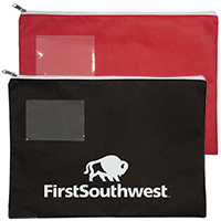 Non-Woven Document Envelopes - 13.83 x 9.625""