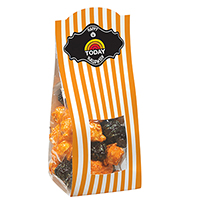 Halloween Themed Candy Bags - Popcorn