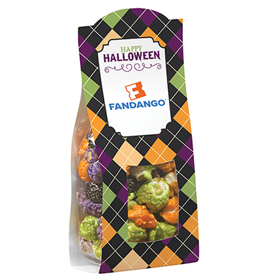 Halloween Themed Candy Bags - Monster Mix Popcorn