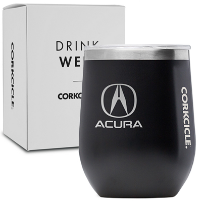 12 oz. Corkcicle Stainless Steel Stemless Cups