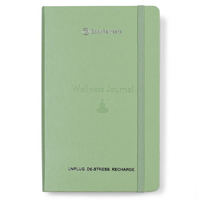Moleskine Passion Journals - Wellness