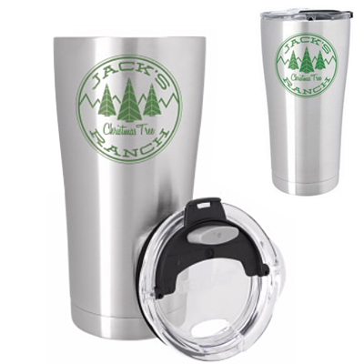 20 oz. Tervis Stainless Steel Tumblers