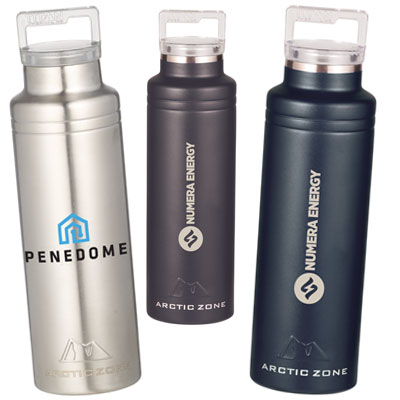 Arctic Zone Titan Thermal HP Copper Bottles - 20 oz.