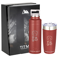 Arctic Zone Titan Thermal HP Copper Vac Gift Sets