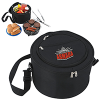 Koozie Portable BBQ Cooler Bags