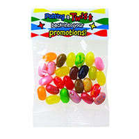 Jelly Belly Header Bags