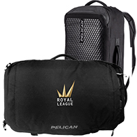 Pelican 40L Duffel Backpacks