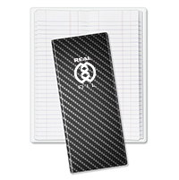 Oilfield Tally Books - Carbon Fiber Design
