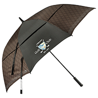 Cutter & Buck Plaid Golf Umbrellas - 64""