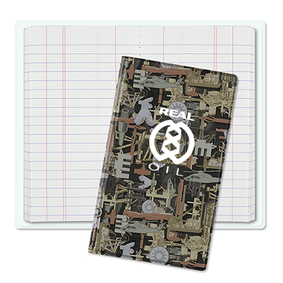 Oilfield Camo Tallybooks - Junior