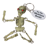 Skeleton Key Chains